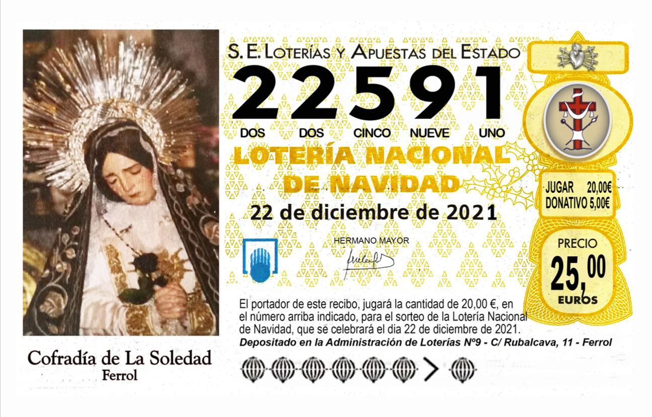 loteria navidad cofradia soledad ferrol.com
